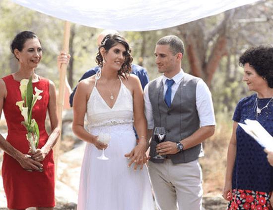 ביום המרדש של החתונה