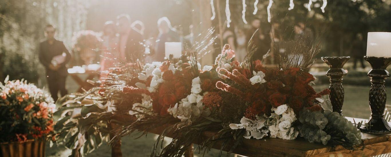 חתונות קטנות עיצוב בגן