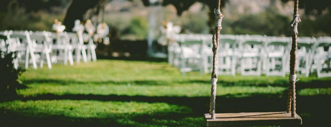 חתונה קטנה חופה בטבע