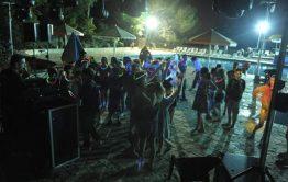 ריקודים באירוע בת מצווה