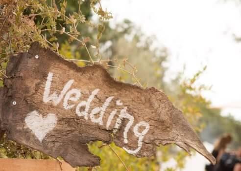 חתונה בטבע - הפקה, קונספט, מקומות בטבע