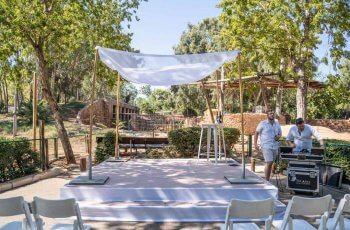 חתונה בספארי