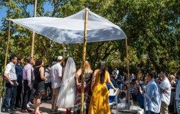חתונה בספארי חופה