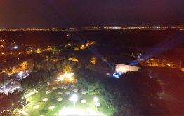 בריכה בשרון Paradise Garden אירוע ערב