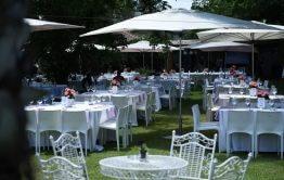 חתונה בחצר הפקת חתונה בבית