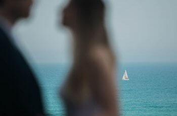 חתונה על הים בתל אביב יפו