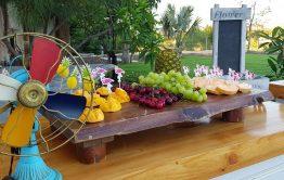 פירות וקינוחים לאירוע בר מצווה