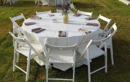 עריכת חתונה במושב