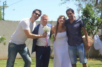 החתונה של אלה וודים