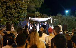 החתונה של אלמוג ונוי