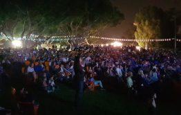 600 אורחים בחגיגות בני ציון
