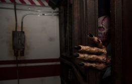 חדר בריחה מפחיד