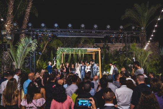 חתונה אורבנית