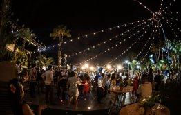 גן אירועים ריקודים בערב