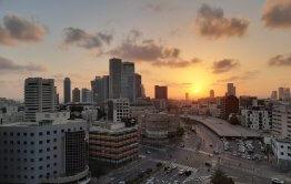 מקומות לימי הולדת בתל אביב